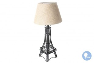 Lampa stolní \EIFFEL TOWER-small\ 22x45