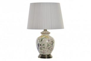 Keramická stolní lampa \PAJAROS\ 34x50cm